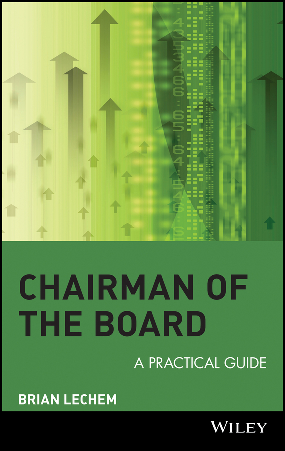 Download Ebook Chairman of the Board. by Brian Lechem Pdf