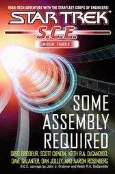 SCE Omnibus Book 3: Some Assembly Required by Greg Brodeur