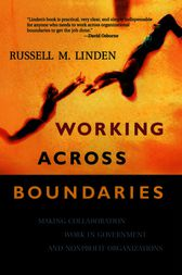 Working Across Boundaries by Russell M. Linden