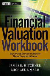 Financial Valuation Workbook by James R. Hitchner