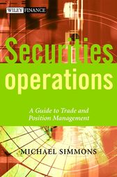 Securities Operations by Michael Simmons