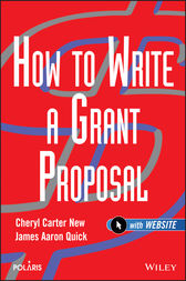 How to Write a Grant Proposal by Cheryl Carter New