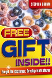Free Gift Inside!! by Stephen Brown