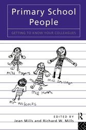 Primary School People by Jean Mills