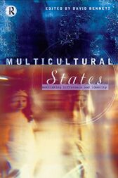 Multicultural States by David Bennett