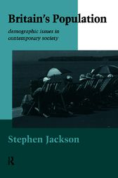 Britain's Population by Steven Jackson