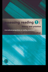 Assessing Reading 1: Theory and Practice by Colin Harrison