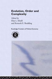 Evolution, Order and Complexity by Kenneth Boulding