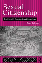 Sexual Citizenship by David Evans
