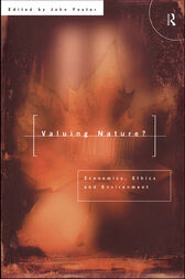 Valuing Nature? by John Foster