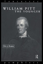 William Pitt the Younger by Eric J. Evans