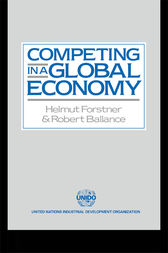 Competing in a Global Economy by Robert Ballance