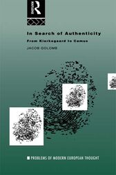 In Search of Authenticity by Jacob Golomb