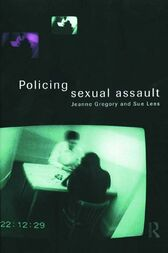 Policing Sexual Assault by Jeanne Gregory