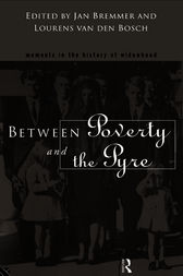 Between Poverty and the Pyre by Jan Bremmer