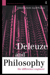 Deleuze and Philosophy by Keith Ansell-Pearson