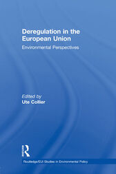 Deregulation in the European Union by Ute Collier