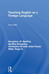 Teaching English as a Foreign Language by Dr Geoffrey Broughton