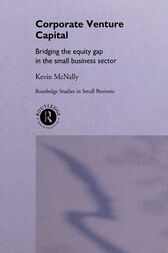 Corporate Venture Capital by Kevin McNally