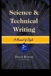 Science and Technical Writing by Philip Rubens