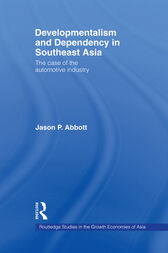 Developmentalism and Dependency in Southeast Asia by Jason P. Abbott