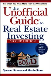 The Unofficial Guide to Real Estate Investing by Spencer Strauss