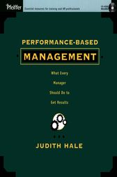 Performance-Based Management by Judith Hale