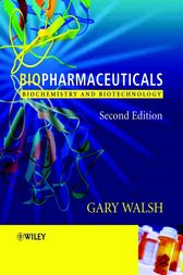 Biopharmaceuticals by Gary Walsh