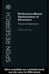 Performance-Based Optimization of Structures by Qing Quan Liang