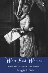 West End Women by Maggie Gale