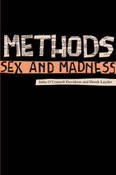 Methods, Sex and Madness by Dr Derek Layder