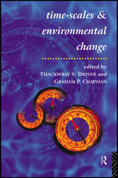 Timescales and Environmental Change by Graham Chapman