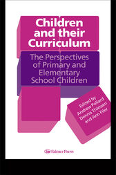 Children And Their Curriculum by Ann Filer
