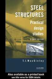 Steel Structures by T.J. MacGinley