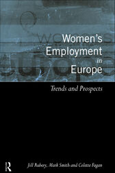 Women's Employment in Europe by Colette Fagan