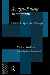 Analyst-Patient Interaction by Michael Fordham