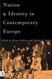 Nation and Identity in Contemporary Europe by Brian Jenkins