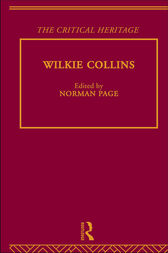 Wilkie Collins by Norman Page