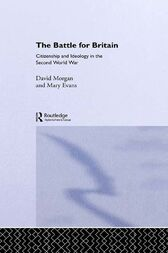 The Battle for Britain by Mary Evans