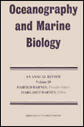 Oceanography And Marine Biology by Margaret Barnes