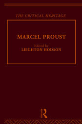 Marcel Proust by Leighton Hodson
