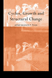 Cycles, Growth and Structural Change by Lionello F Punzo