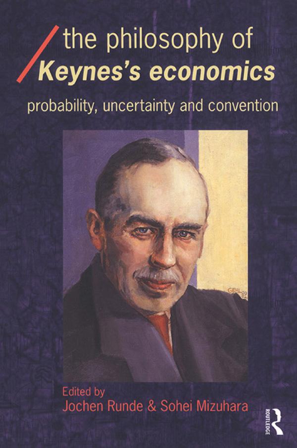 Download Ebook The Philosophy of Keynes' Economics by Sohei Mizuhara Pdf