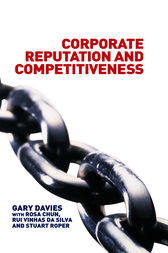 Corporate Reputation and Competitiveness by Rosa Chun