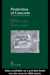 Protection of Concrete by Ravindra Dhir