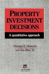 Property Investment Decisions by S Hargitay