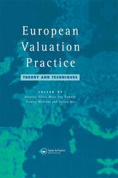 European Valuation Practice by A. Adair