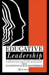 Educative Leadership by R.J.S. Macpherson