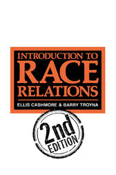 Introduction To Race Relations by Barry Troyna