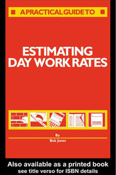 Estimating Day Work Rates by R. Jones